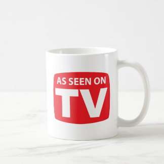 As Seen On TV Basic White Mug