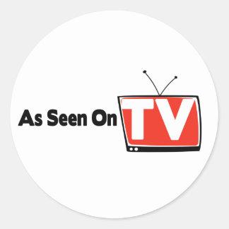 As Seen on TV Sticker