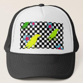 """As the crow flies"" Trucker Hat"