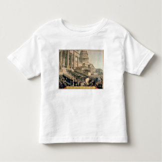 As They Appeared Participating in the Inauguration Toddler T-Shirt