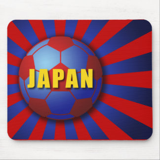 Asahi day soccer mouse pad