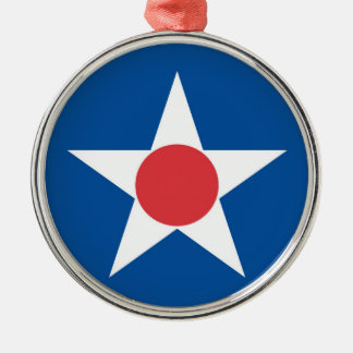 Asahikawa city flag Hokkaido prefecture japan symb Christmas Ornament
