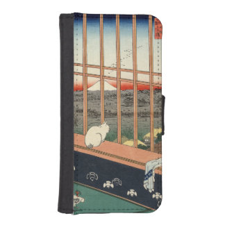 Asakusa Ricefields and Torinomachi Festival. iPhone SE/5/5s Wallet Case
