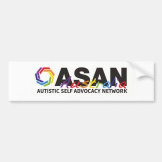 ASAN Australia Bumper Sticker