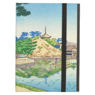 Asano Takeji, Views of Wakayama Wakanoura art iPad Air Cover