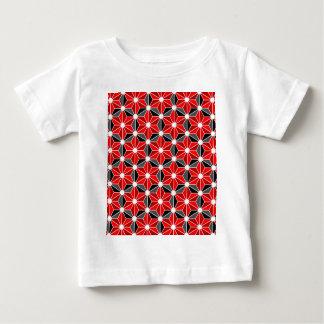 Asanoha japan leaf baby T-Shirt