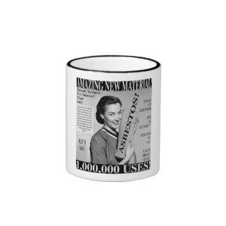 Asbestos! Ringer Mug