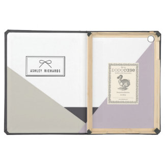 Asbtract Print Personalized iPad Air DODOcase II Case For iPad Air