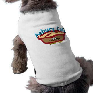 Asbury Cafe Doggie Duds Sleeveless Dog Shirt