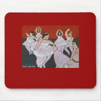 ASC Ballerinas Mouse Pads