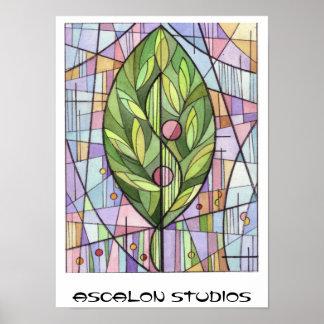 "Ascalon Studios' ""Tree of Life"" Print"