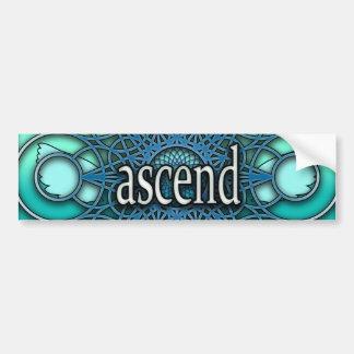 Ascend Spiritual 2012 Bumper Sticker