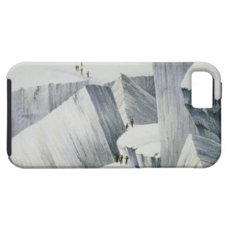 Ascending a Cliff, from 'A Narrative of an Ascent iPhone 5 Covers