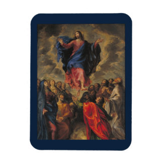 Ascension Above the Crowds Rectangular Photo Magnet