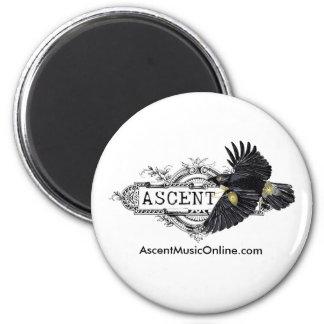 Ascent Crow Magnet
