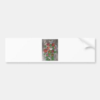 Ascenus Roses Bumper Sticker