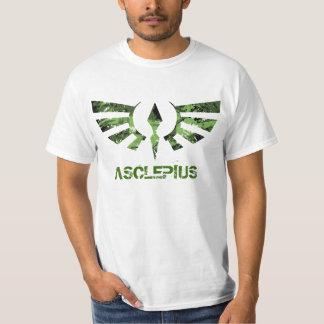 Asclepius (Green) Tshirts