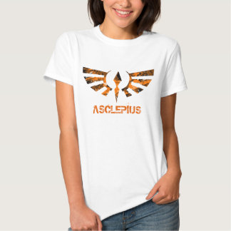 Asclepius (Orange) T-Shirt