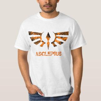 Asclepius (Orange) Tee Shirt