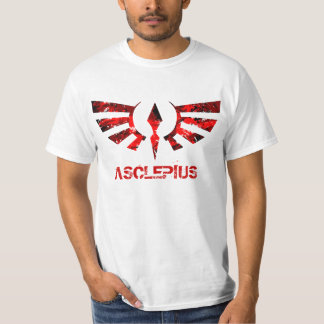 Asclepius (Red) T-Shirt