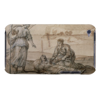 Asclepius Reviving Hippolytus (pen & ink, wash and Barely There iPod Covers