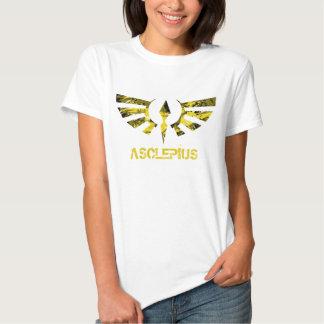 Asclepius (Yellow) Tee Shirt
