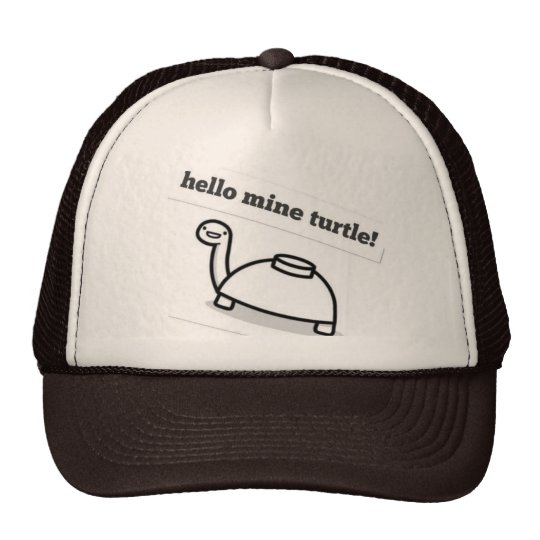 asdf movie mine turtle hat