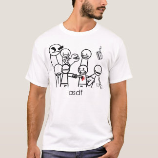 asdftee men's T-Shirt