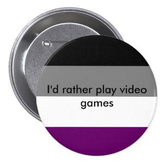Asexual Button