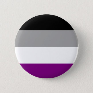 Asexual Flag Badge