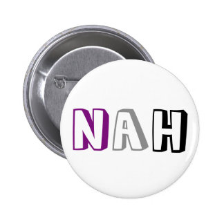 Asexual Pride Button