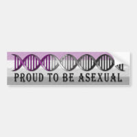Asexual Pride DNA
