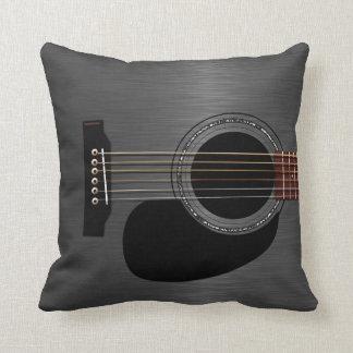 Ash Black Acoustic Guitar Cushion