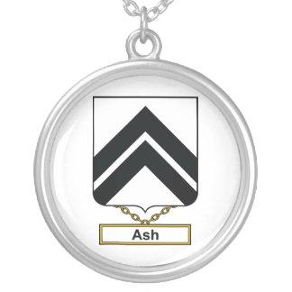 Ash Family Crest Necklaces