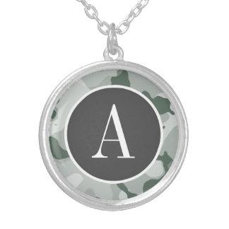 Ash Gray; Grey Camo; Camouflage Custom Jewelry