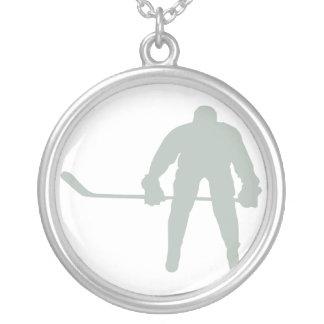 Ash Gray Hockey Jewelry