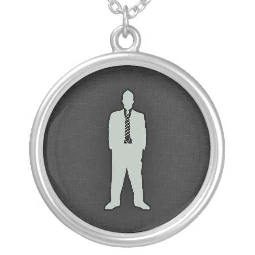 Ash Gray swag Custom Necklace