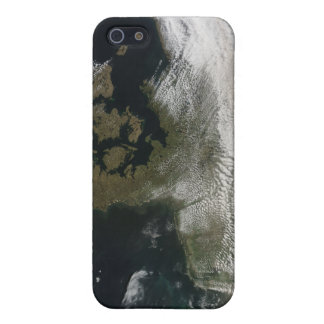 Ash plume from Eyjafjallajokull Volcano 2 Cover For iPhone 5/5S