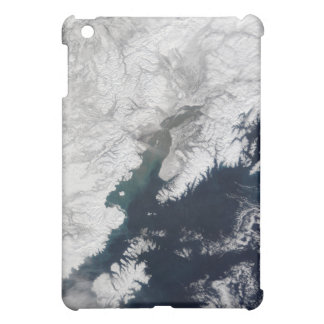 Ash plume from Mount Redoubt, Alaska Case For The iPad Mini