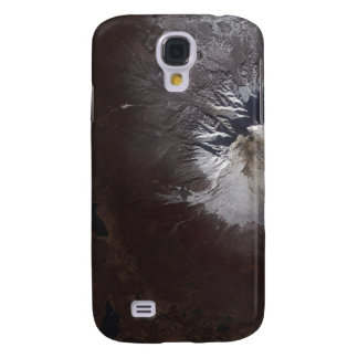 Ash stains on Russia's Shiveluch volcano�s sl Galaxy S4 Case