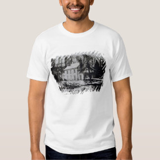 Asham House near Beddingham in East Sussex Tee Shirts