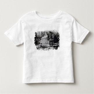 Asham House near Beddingham in East Sussex Toddler T-Shirt