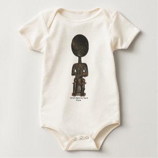 Ashanti Maternity Figure Baby Creeper