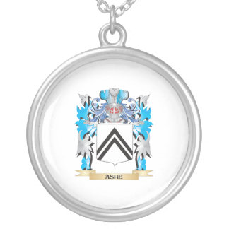 Ashe Coat Of Arms Pendants