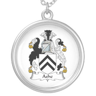 Ashe Family Crest Necklace