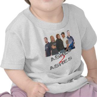 Ashes 2 Ashes Band Shirts