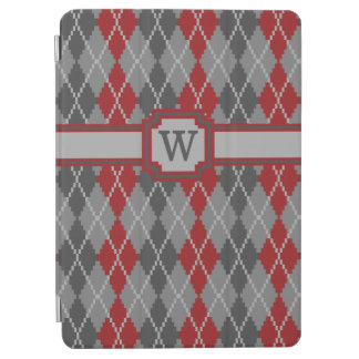 Ashes and Embers Argyle iPad Cover
