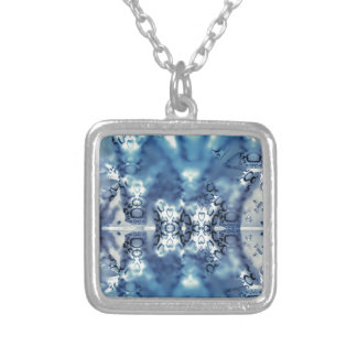 Ashes to beauty square pendant necklace
