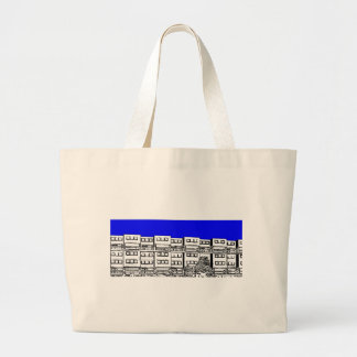 Ashfield Valley Flats rochdale Large Tote Bag