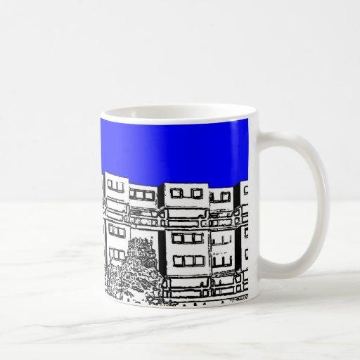 Ashfield Valley Flats rochdale Coffee Mugs